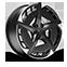 """20"""" Hurricane 31/3 Sport Black """"e-racer"""""""