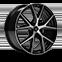19″ Exclusive R Sport nero e grigio