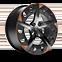 19″ Exclusive Aero Sport nero e rame